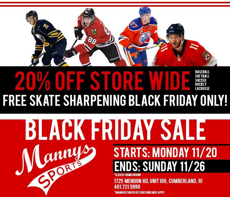 Manny s Black Friday Sale - Articles - Northern Rhode Island Amateur ... 394f178c69d